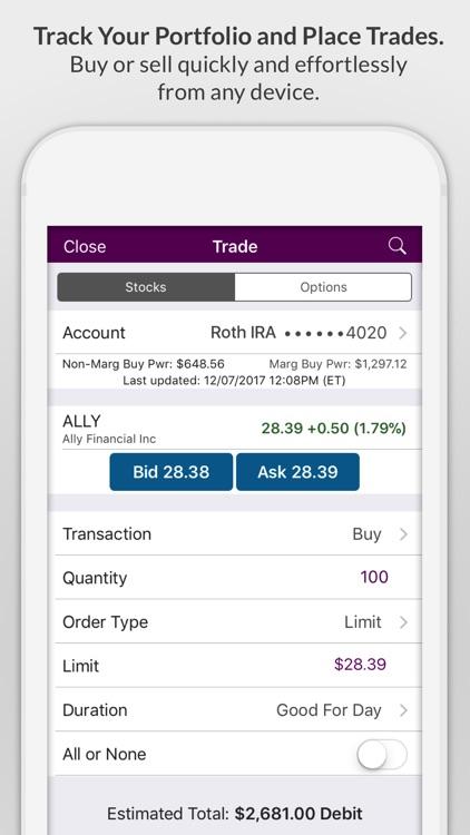 Ally Mobile screenshot-4
