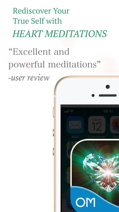 Heart Meditations screenshot 1