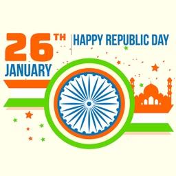 Republic Day Frames Collage Ap