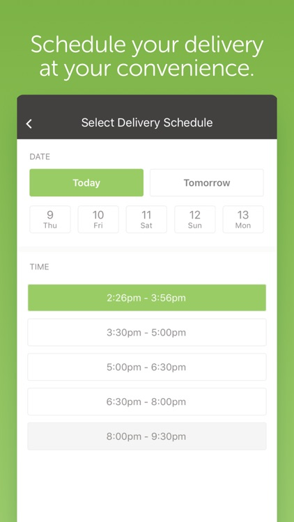 MetroMart: #1 Grocery Delivery screenshot-4