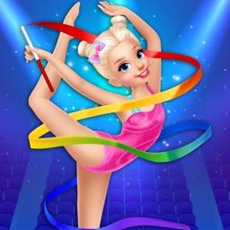 Gymnastics Dance Make Up Salon