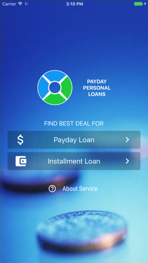 Payday personal loans on the App Store
