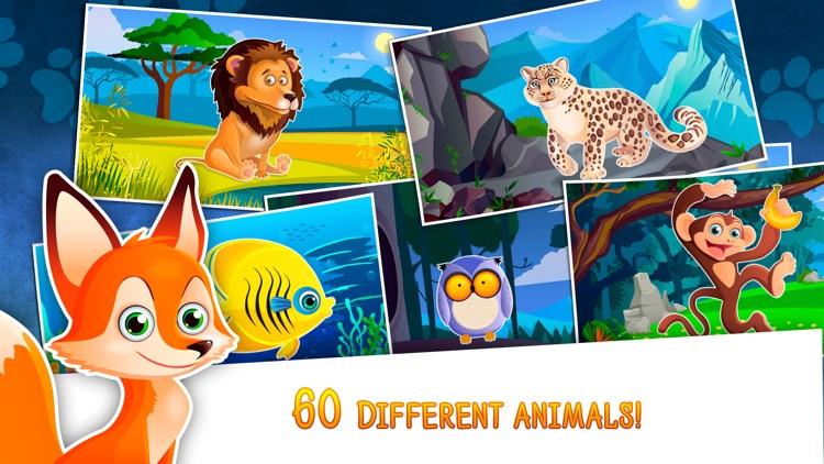 Toddler Games & Kids Puzzles screenshot-0