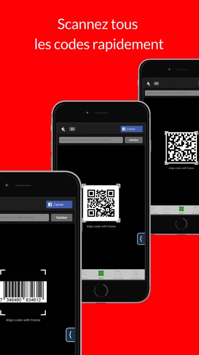 download Flashcode - Scanner Universel apps 0