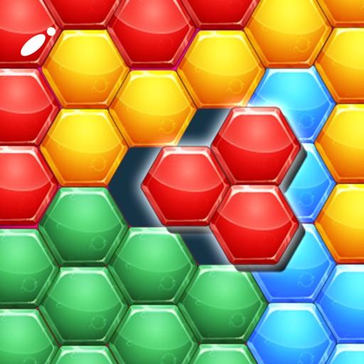 Hexa Merge: Block Puzzle Game