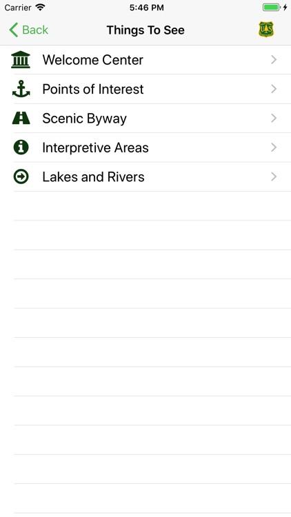 Wayne US National Forest screenshot-3