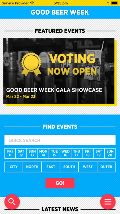 Good Beer Week 2019