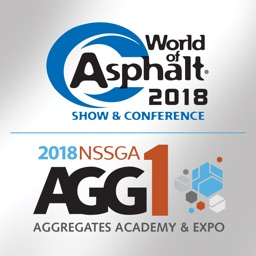 2018 AGG1 & World of Asphalt