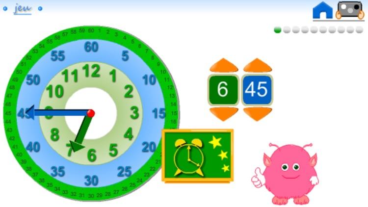 :-) Telling Time screenshot-6