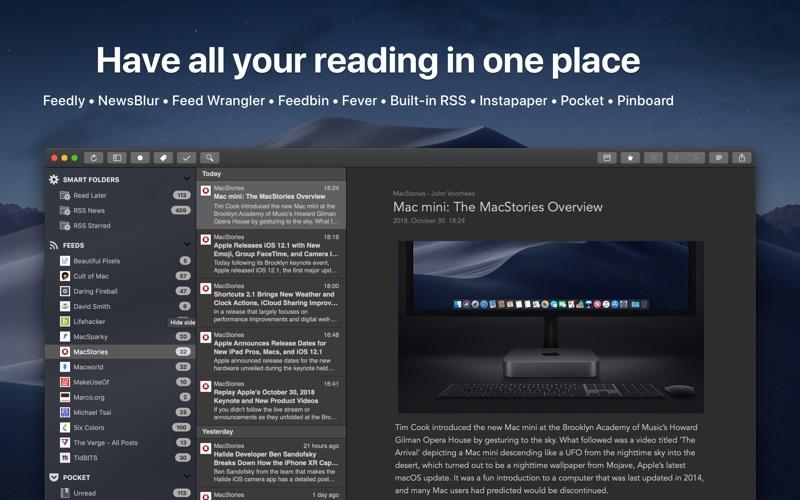 稍后閱讀 ReadKit