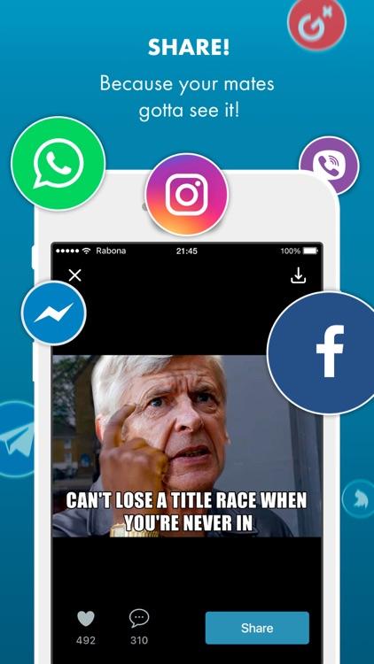 Rabona — soccer news & memes screenshot-4