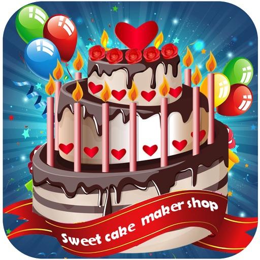 Sweet Cake Making Shop