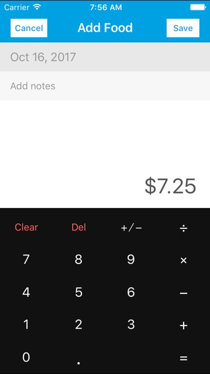 Budget: Personal Money Tracker screenshot-3