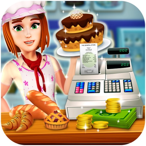 Ice Cream & Cake Cash Register iOS App