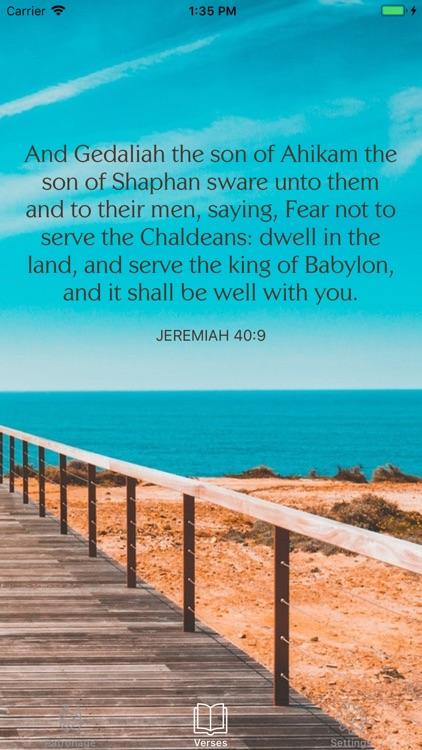 Daily Bible Verses Devotional screenshot-5