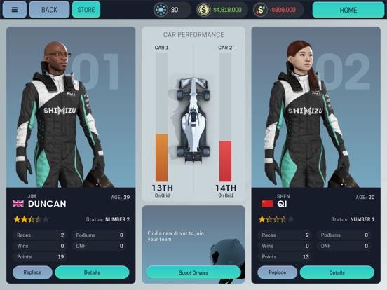 Motorsport Manager Mobile 3 screenshot 15
