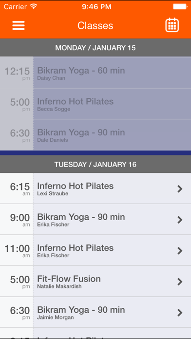 YOGA HELL Bikram Yoga Petaluma screenshot three