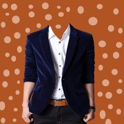 Men's Suit Wear Photo Creator