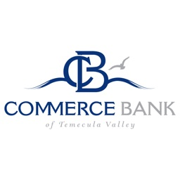 Commerce Bank of Temecula Valley for iPad
