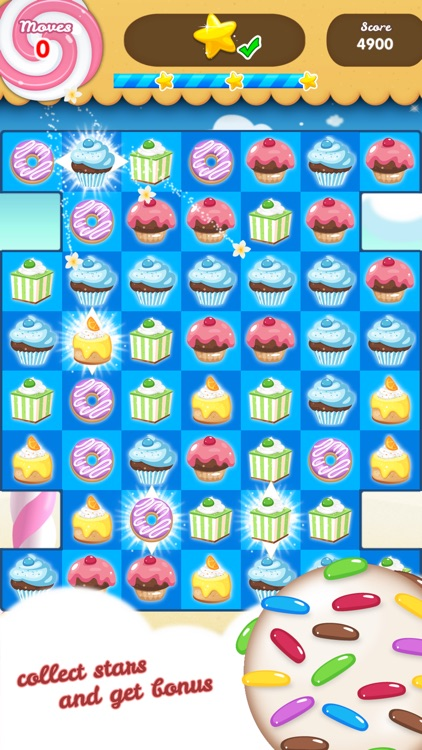 Cake Blast - Match 3 Games screenshot-3