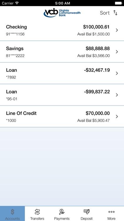 VCB Mobile Banking