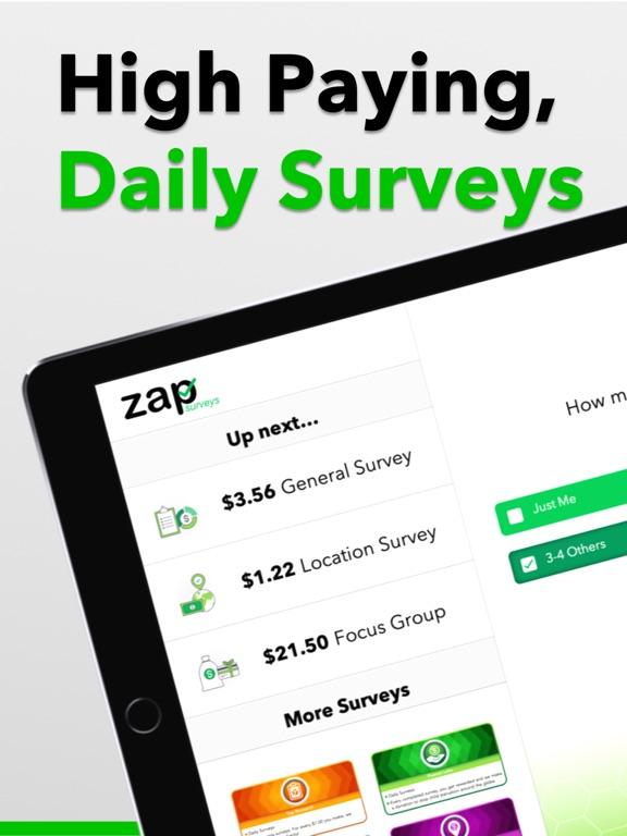 Zap Surveys screenshot 6
