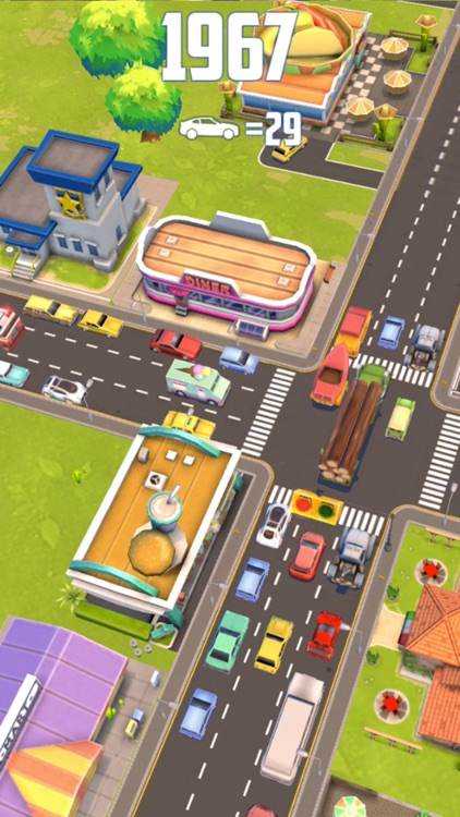 Traffic Panic screenshot-0