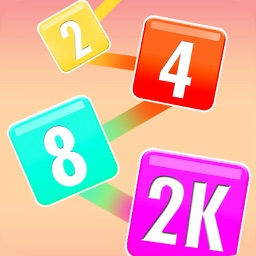 base 2 for 2 to 2048 - endless addictive puzzle