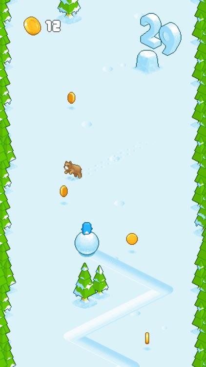 Snow Roll screenshot-0