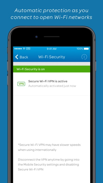 AT&T Mobile Security screenshot 4