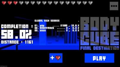 Body Cube Final Destination P Screenshot 4