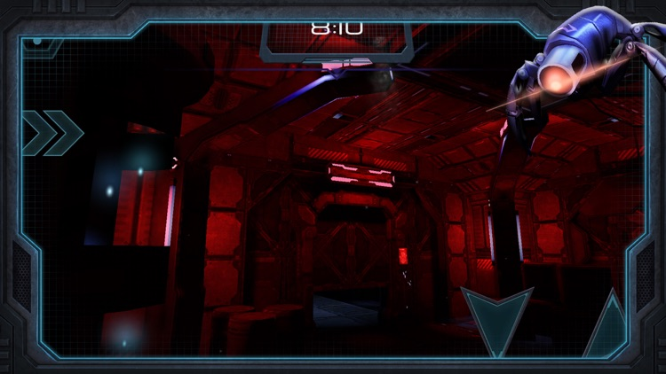 Space 3000 - Sci-Fi Adventure screenshot-3