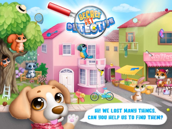 Secret Pet Detective screenshot 9