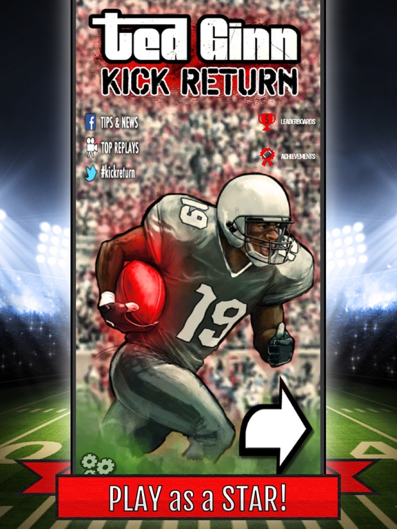 Ted Ginn: Kick Return-ipad-4