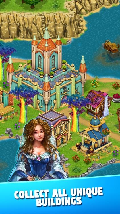 Fairy Kingdom - Build your magic story screenshot-3