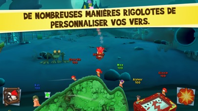 download Worms3 apps 0