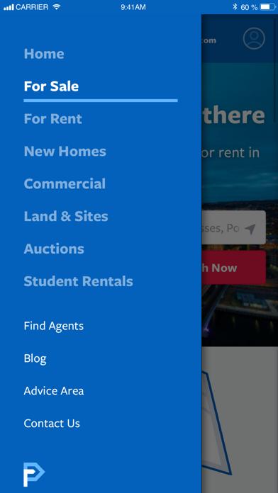 Propertynews screenshot two