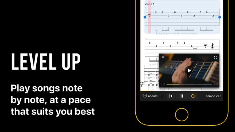 Ultimate Guitar: Chords & Tabs screenshot-3