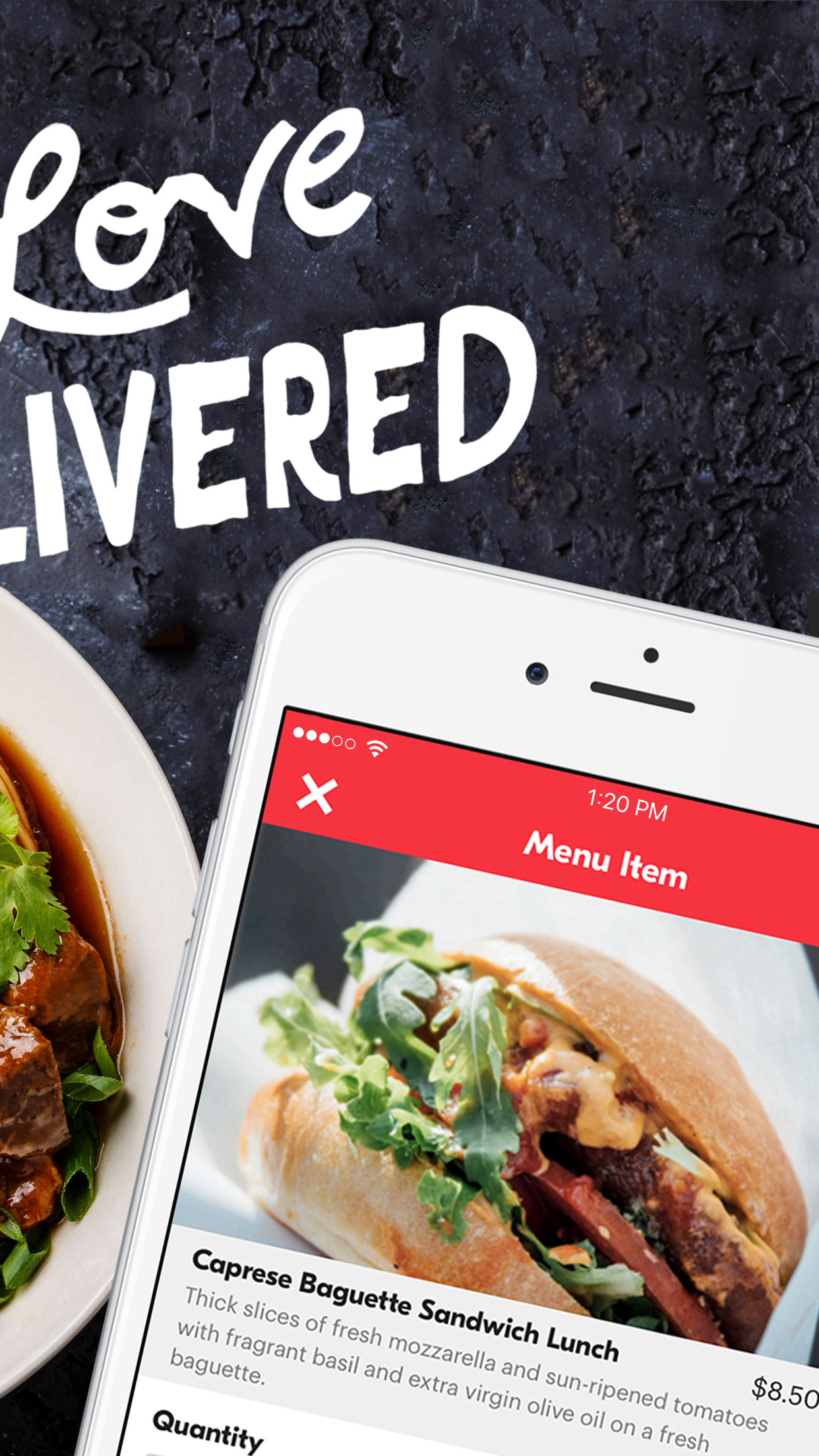 Grubhub – Order Food Delivery Screenshot