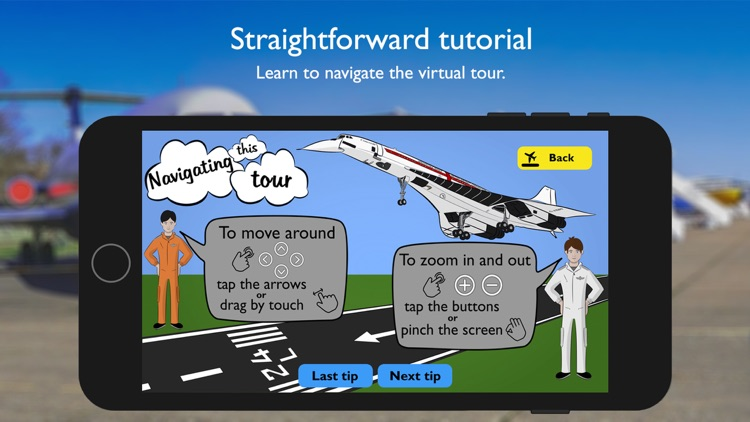 Concorde 101 360° Virtual Tour screenshot-1