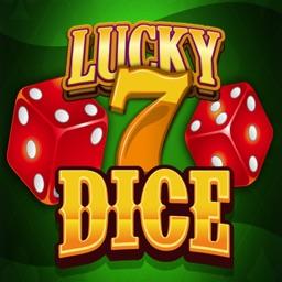 Las Vegas Casino High Roller - Lucky 7 Dice!
