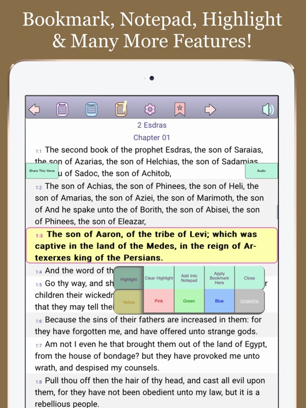 Apocrypha PRO: NO ADS! (Bible) - Online Game Hack and Cheat