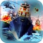 marinha navio de guerra batalh icon