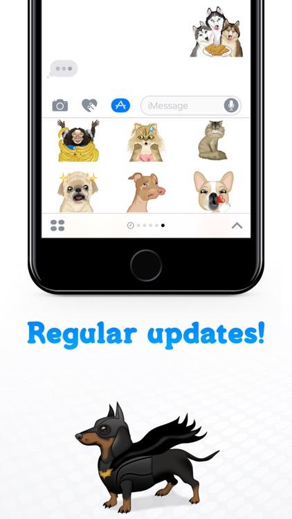 PetMojis' by The Dog Agency screenshot-4