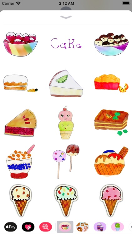 Kawaii! Ice Cream & Cake