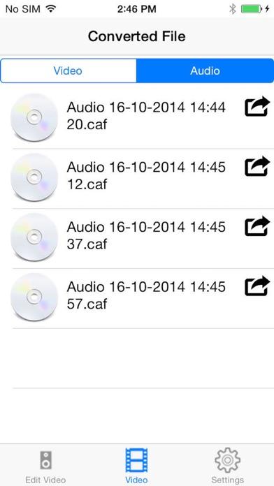 download فصل الصوت عن الفيديو apps 3
