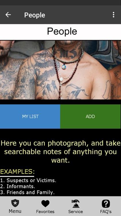 The US Police App! screenshot-5