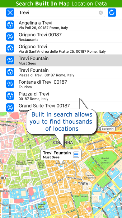 Rome Metro & Tram by Zuti Screenshot