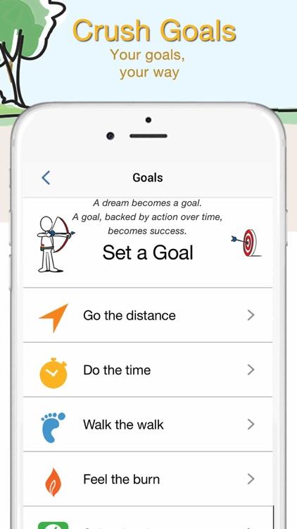iRunner Run & Jog Tracker screenshot-7