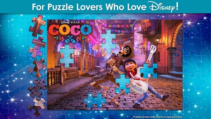 Disney Jigsaw Puzzles! Screenshot